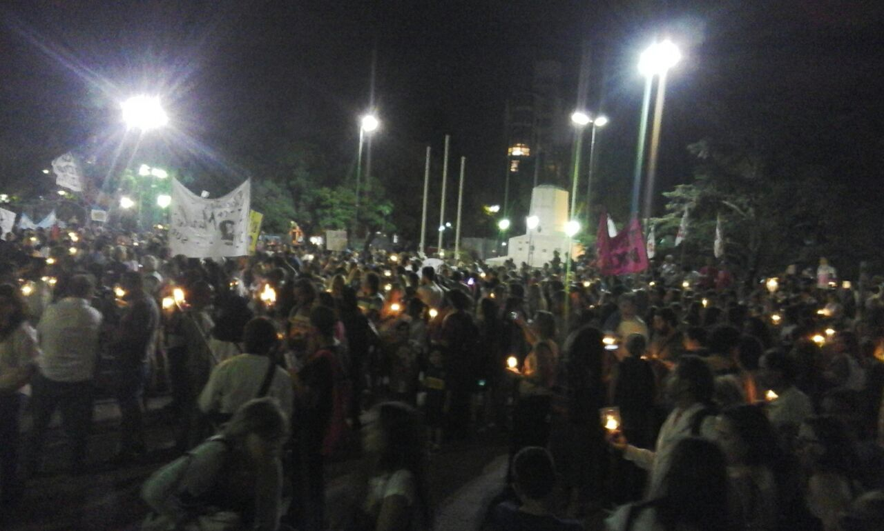 13 Marcha antorchas docentes 20170314